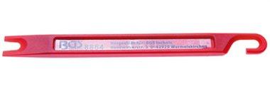 Raschiatore linea freno 160 x 14 x 14 x 6 mm