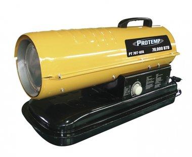 Soffiante ad aria calda su diesel 385 m 3
