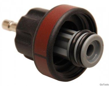 Adattatore n. 7 per il kit di prova della pressione del radiatore Renault