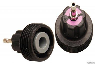 Adattatore n. 9 per il kit di prova della pressione del radiatore Audi