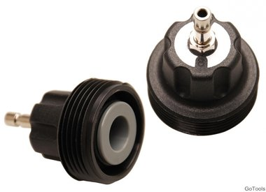 Adattatore n. 8 per il kit di prova della pressione del radiatore VW