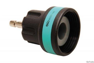 Adattatore No.18 per il kit di prova pressione radiatore VW Sharan