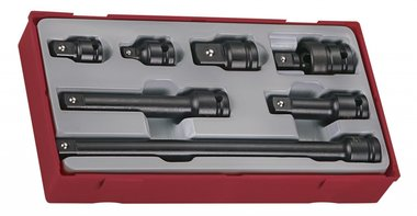 Set di tappi accessori 1/2 tc-tray 7dlg