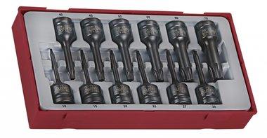 Set tappi a corsa 1/2 vassoio tc-tray t10-tx70 12dlg