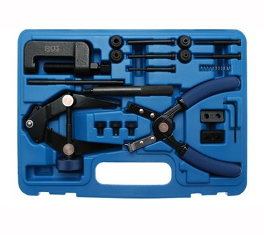 Kit di utensili per catena motore 21 pezzi