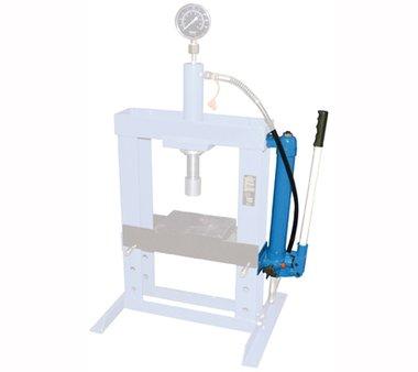 Pompa idraulica per pressa da officina