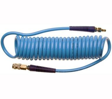 Tubo aria, PVC a spirale, 8 mm x 6 metri