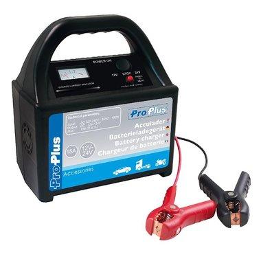 Caricabatterie 12V/24V 15Amp.