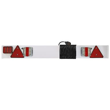 Barra luminosa LED con fendinebbia a LED cavo 6M
