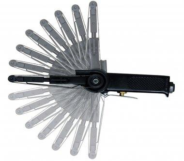 levigatrice a nastro ad aria 10 mm Nastri abrasivi