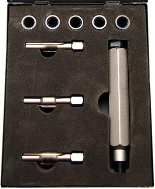 Kit di riparazione per candelette con filettatura M10 x 1,25 mm