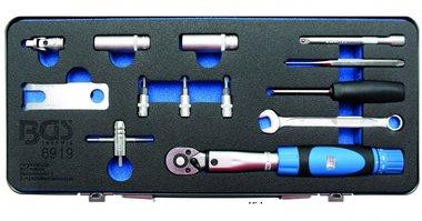 Kit attrezzi sensore pressione pneumatici 13 pezzi