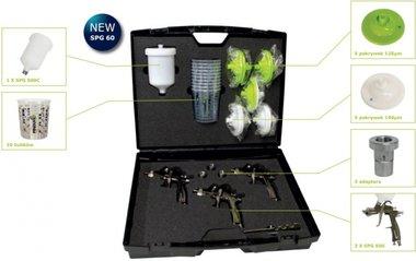 Set valigetta spray SPG 60