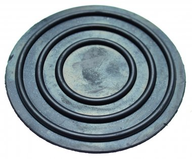Cuscinetto in gomma di ricambio per BGS 2889