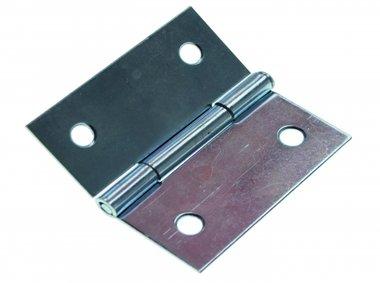 Set cerniere in 3 pezzi, 50 x 50 mm
