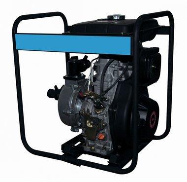 Pompa con motore diesel per acqua pulita