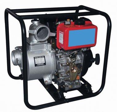 Pompa acqua con motore diesel