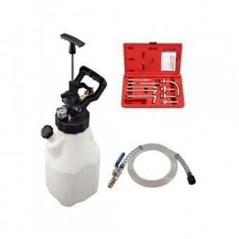 Pompa di riempimento della trasmissione incl. adattatori