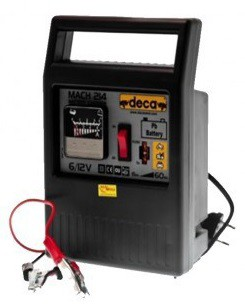 Carica batterie 4 Amp 6/12 Volt 6 Amp 6/12 Volt