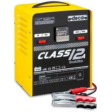 Classe 12A Caricabatterie 9 Amp 12/24 Volt Deca