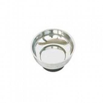 Disco magnetico in acciaio inox rotondo diametro 150 mm
