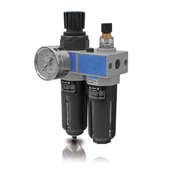 Filtro aria, regolatore di pressione e nebbia dolio