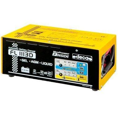 Carica batterie 11 Amp 6/12/24 Volt 6/12/24 Volt