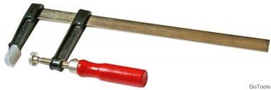 Morsetto standard ad azione rapida, 80x300 mm
