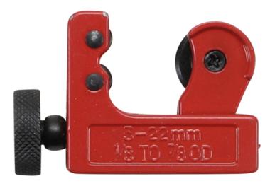 Tagliatubi diametro 3 - 22 mm