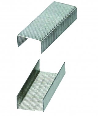 Pinzatura tipo 53 8 x diametro 1,2 mm 1000 pezzi