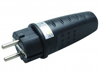 Spina industriale, 16a / 250v