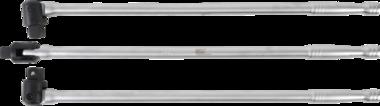 Impugnatura flessibile 630 mm, 3/4
