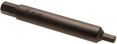 Bit 6 mm esagono incassato del BGS 2086