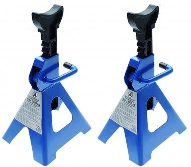 1 coppia di supporti Jack, 3T / coppia, 285-420 mm