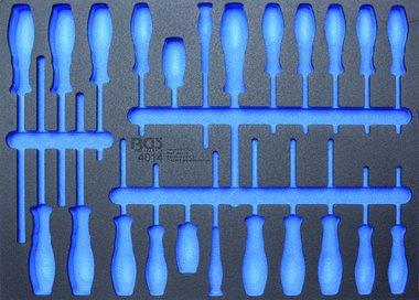 3/3 Modulo utensile, vuoto: per cacciavite, vuoto