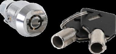 Serratura con chiave per carrello officina BGS 4100
