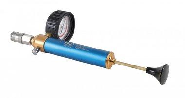 Pompa a pressione con manometro per BGS 8514