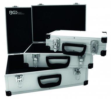 Set valigetta in alluminio 3 pz
