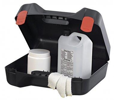 Liquido detergente 3L testa di pulizia Cleantech 100