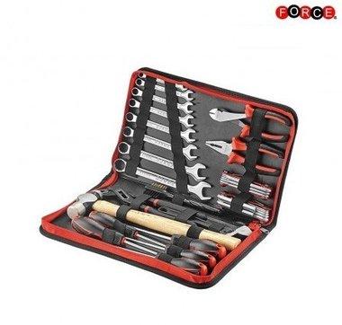 Set di utensili in valigetta 34 pezzi