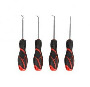 Mini pick hook set 4 pezzi