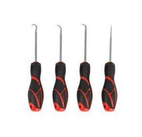 Mini pick hook set 4 pezzi