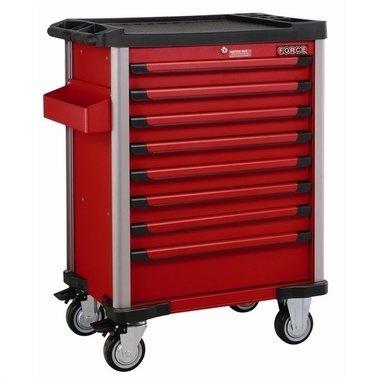 Carrello a 8 cassetti con utensili 308pc (EVA)