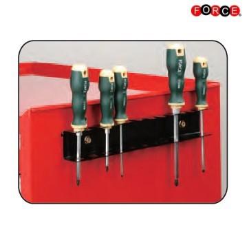 Porta-avvitatore per pratico carrello porta-utensili