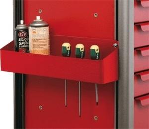 Porta bomboletta spray per il pratico carrello portautensili