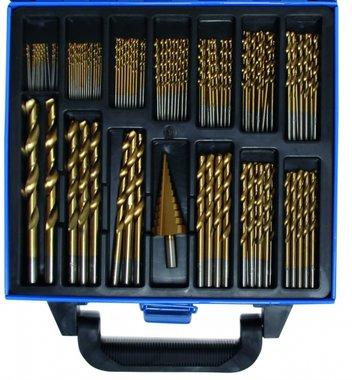 Cassetta di perforazione in titanio, 119 pz