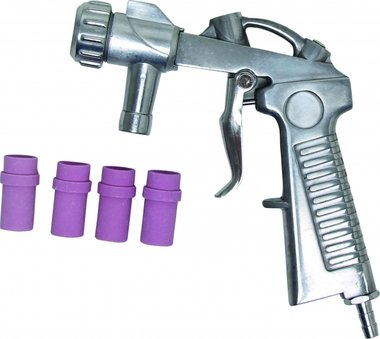 Pistola di sabbiatura di ricambio per BGS 8717