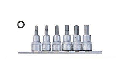 3/8 Set di tappi 4-10mm presa a 6 pezzi
