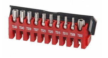 Set di bit 5 lati Resistorx TS 10 pezzi