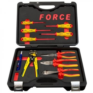 Set di utensili VDE 10 pezzi